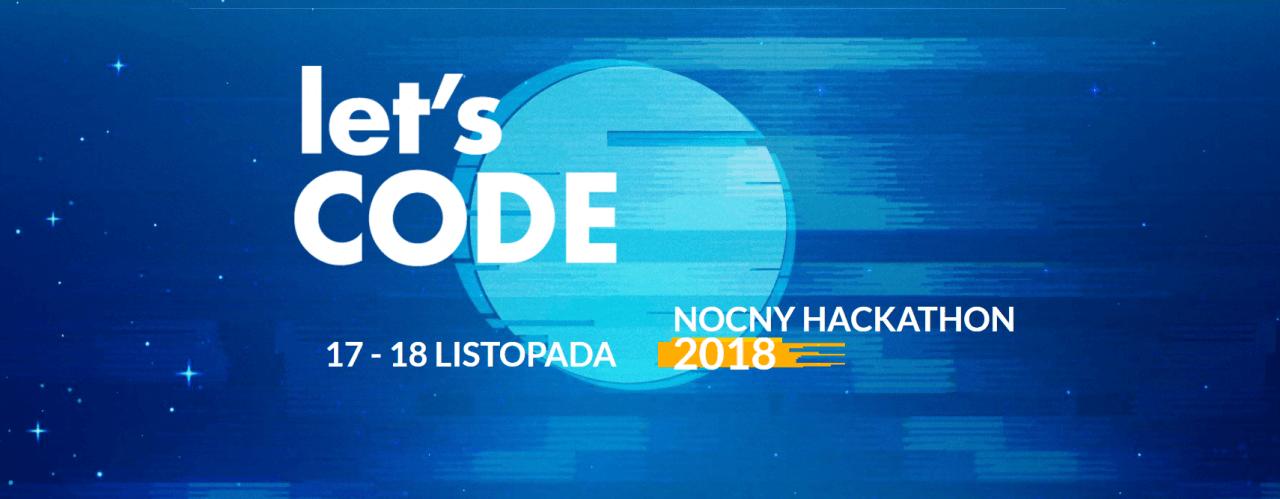 Wybieramy się na konkurs Let's Code!